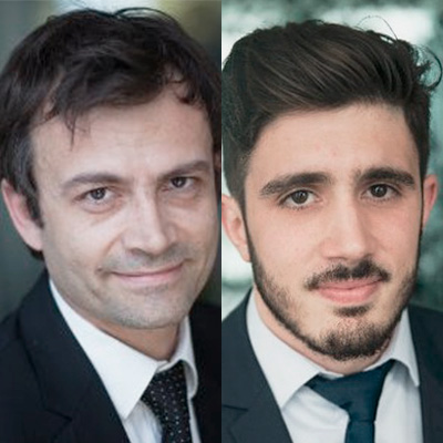 Philippe Dajean & Maxime Frigola - Wavestone