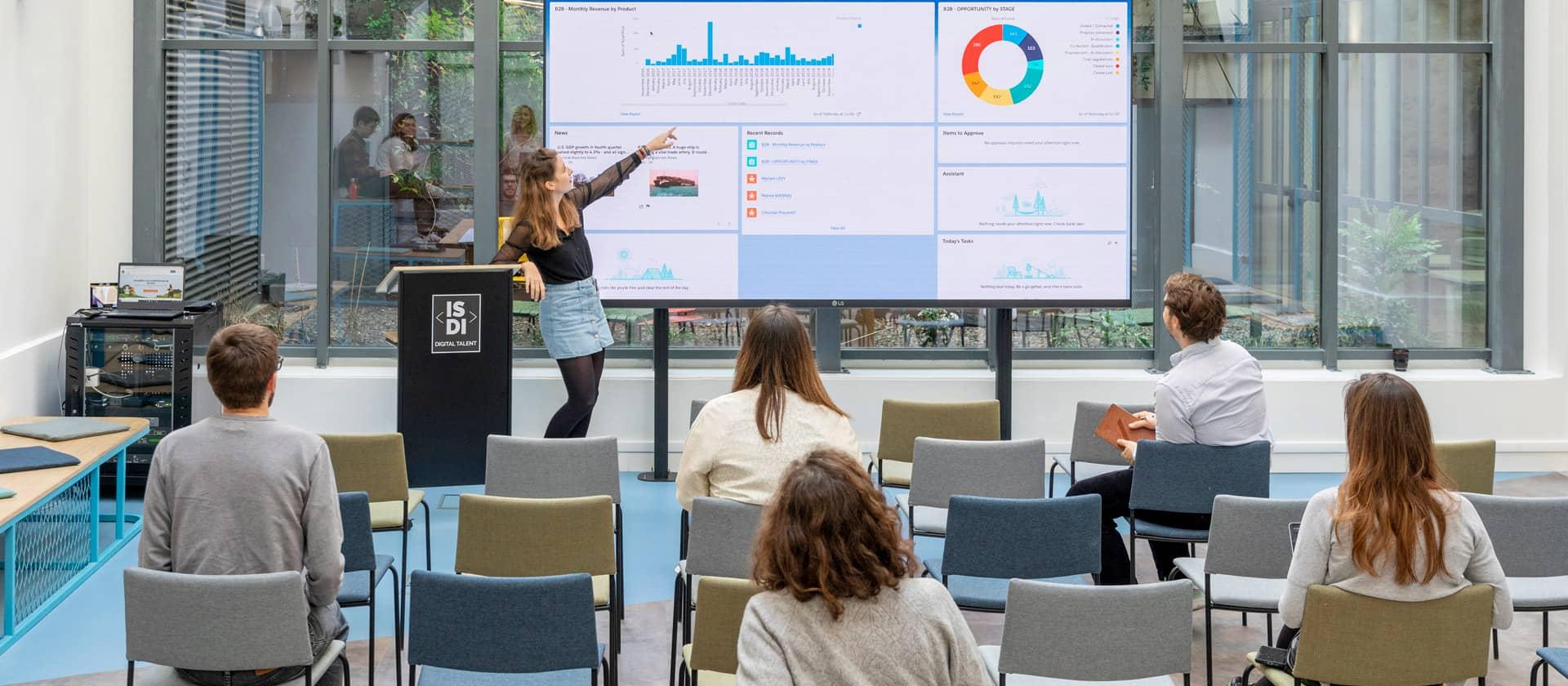 ¿Te gustaría descubrir Salesforce y mejorar tus habilidades digitales?